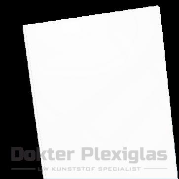 Plexiglas wit 8 mm