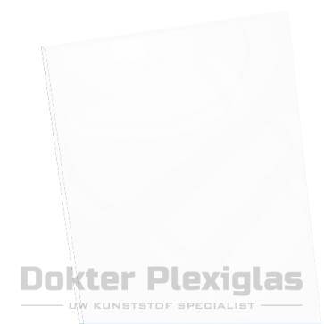 Plexiglas wit 3 mm