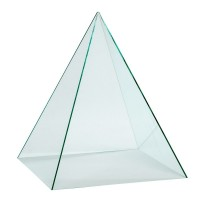 piramide glaslook, acrylaat