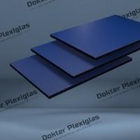HPL Exterieur plaat 6 mm Blauw RAL 5010