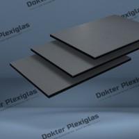 HPL Exterieur plaat 6 mm Grijs RAL 7015