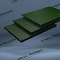 HPL Exterieur plaat 6 mm Groen RAL 6005