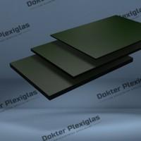 HPL Exterieur plaat 6 mm Groen RAL 6009