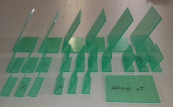 Folderstandaard Plexiglas
