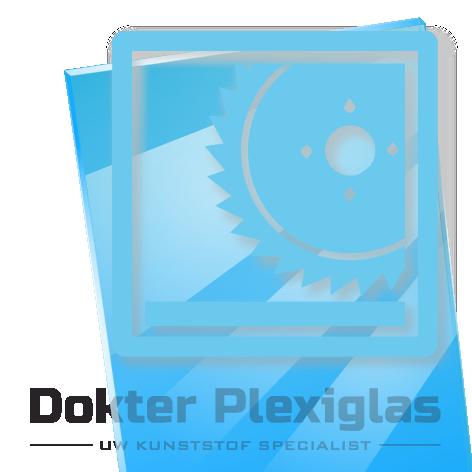 Plexiglas Zagen